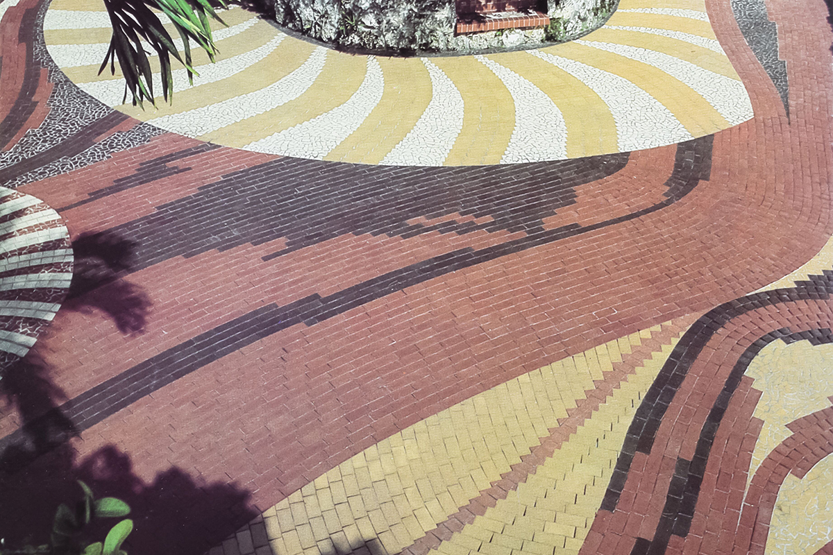 Thin Brick Pavers Artistic By Marion Ceramics